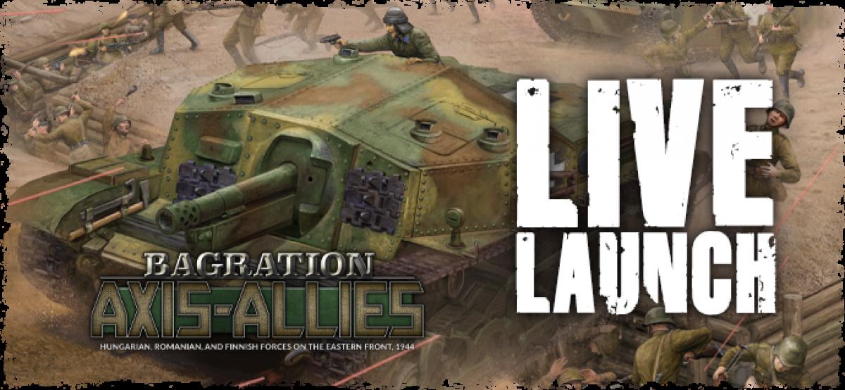 Late War Live Launch Website