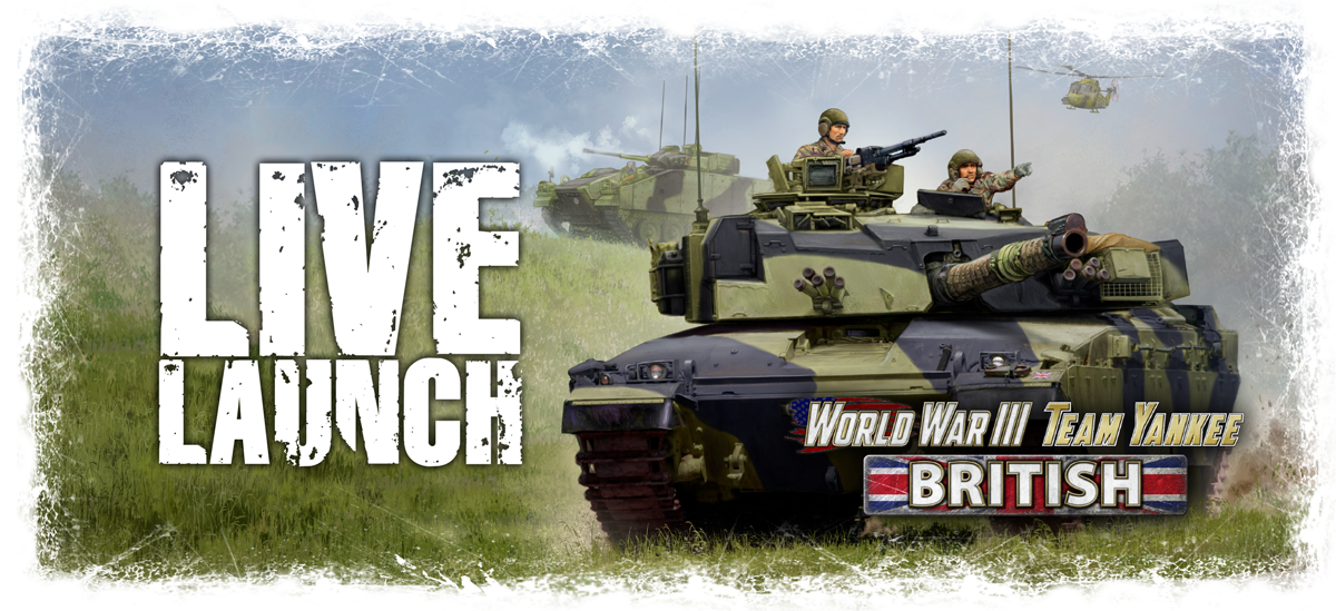 Late War Live Launch Website